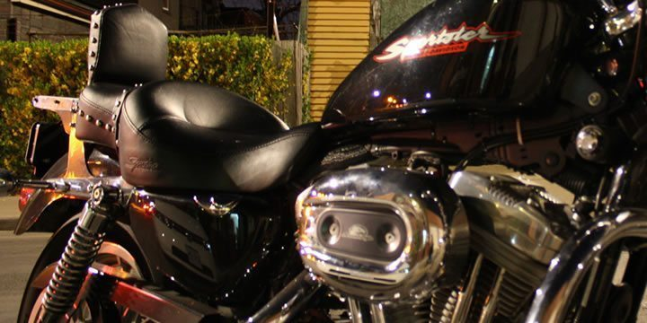 Sportster Screaming Eagle Air Cleaner