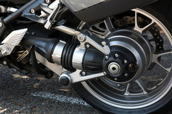 Motorcycle Shaft Drive
