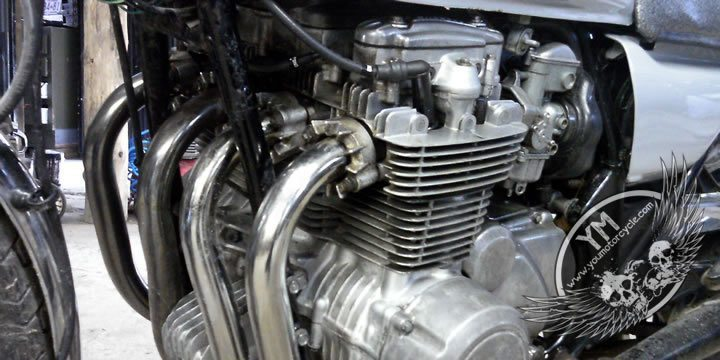 honda cb650 engine