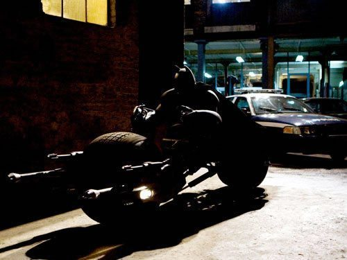 the new BatCycle by john antoni on FlickR | http://www.flickr.com/photos/27783931@N00/568373412
