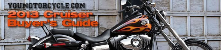 Motorcycle Cruiser Buyers Guide