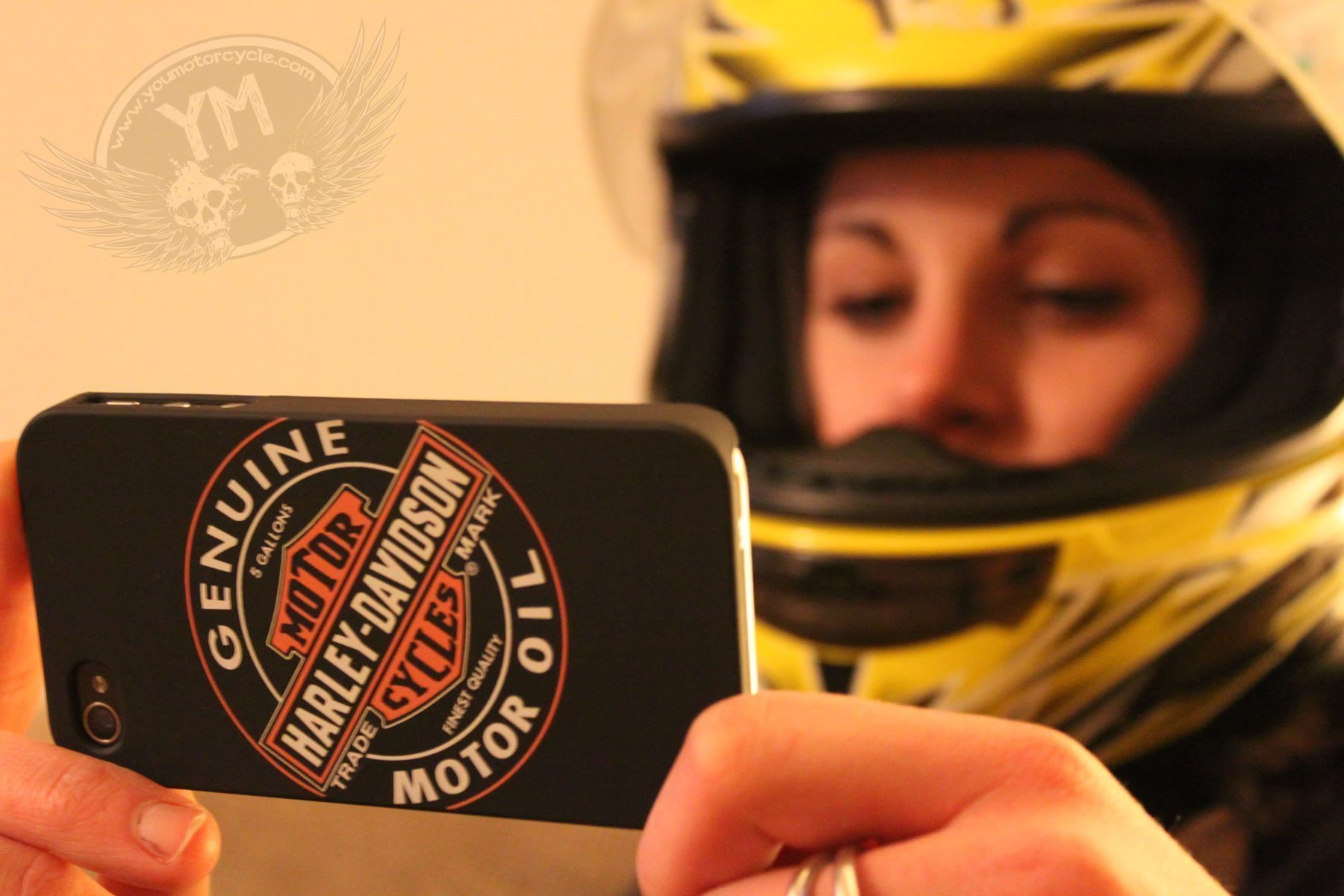 Harley-Davidson iPhone Case