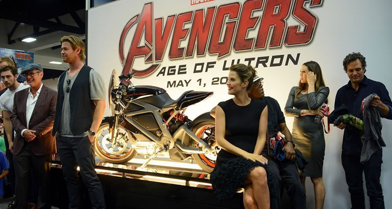 Avengers Age of Ultron - Project LiveWire - Cast