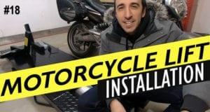 How To Install a Black Widow Motorcycle Lift
