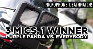 What's the best motovlog microphone
