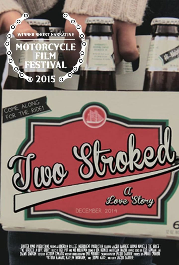 two stroked a love story